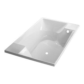 Badewanne Hoesch Santee 190 x 120 cm Kunststoff Acryl
