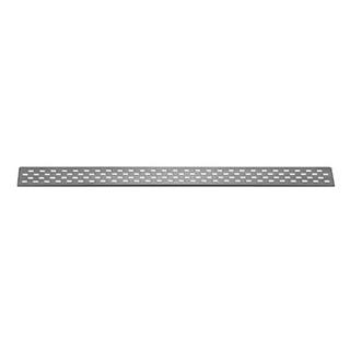 Rost Poresta Limit S Design C, 107 x 8 x 1,2 cm zu Duschelem. 120 cm 1372 631 - 637