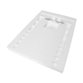 Styroporträger Poresta zu Wabenkern Schallschutzset