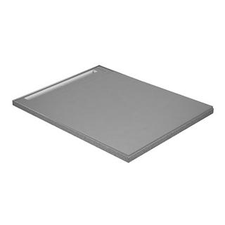 Duschelement Schaco Aqua SwissLine, bodeneben Modul 1, 90 x 120 cm zu Rinne 1424 463