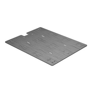Unterbauelement Schaco, Aqua Plan, zu Modul 1, 90 x 120 cm Holzplatte inkl. Spezialkleber