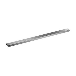 Design-Rost Aqua Länge 60 cm, Breite 4 cm zu Duschenrinne 70 cm, Edelstahl