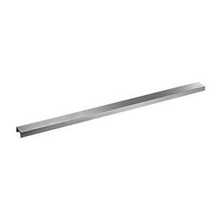 Design-Rost Aqua Länge 90 cm, Breite 4 cm zu Duschenrinne 100 cm, Edelstahl