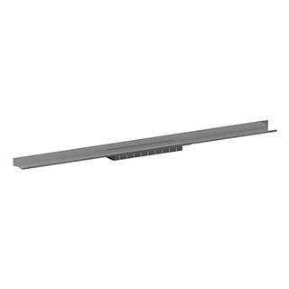Duschenrinne Schaco Cerawall Select, 110 cm 110 cm, für Belagstärke für Wand 8-14 mm