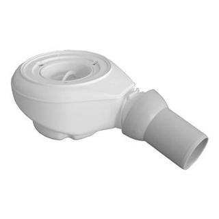 Duschenwannengarnitur Viega Tempoplex Plus, mit hoher Ablaufleistung waagrecht D. 50 mm,...