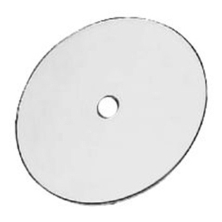 Abdeckplatte hansgrohe Staro 90, D. 115 mm zu Duschenwanne- ngarnitur