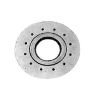 Lötteller Geberit zu Duschenablaufgarnitur Edelstahl PVC-beschichtet