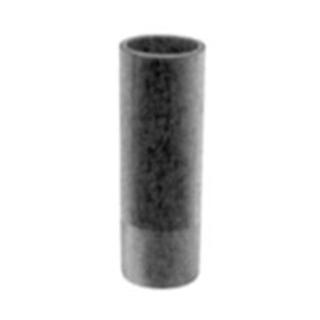 """Standrohr Geberit Kunststoff schwarz 2"""" x 50 mm, zu 851503/553"""