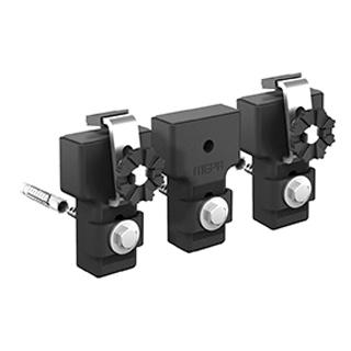 Wannenanker-Set MEPA Schallisolierung 2 Wannenanker mit Klemmbügel