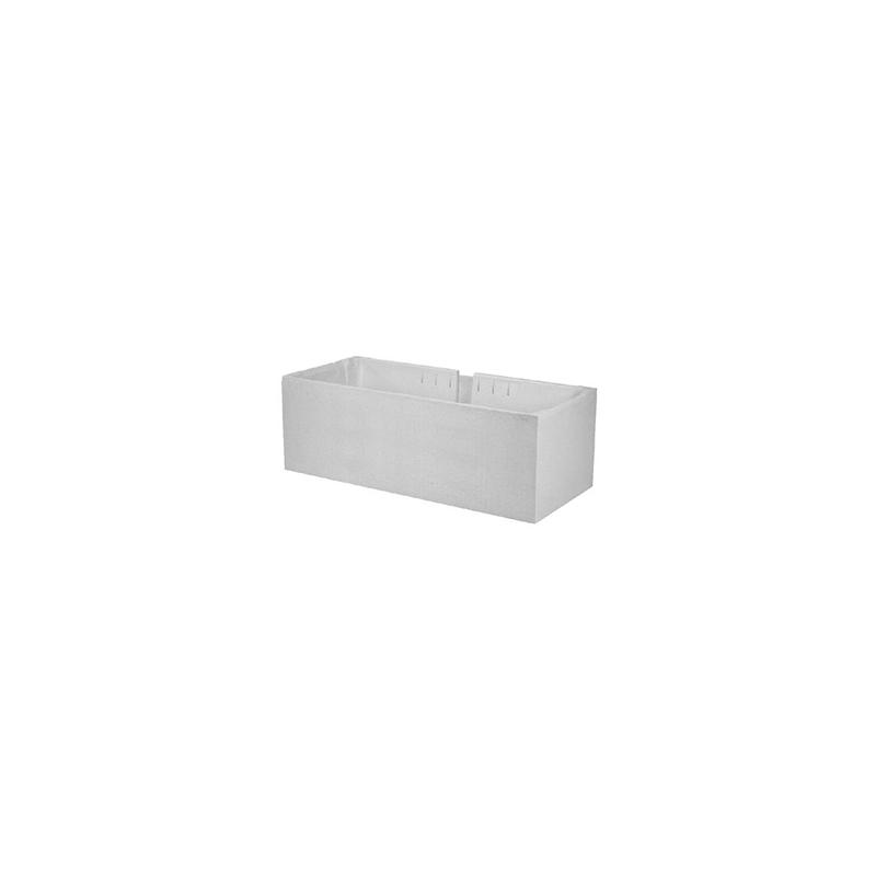 badewannentr ger poresta 160 x 70 cm h he 57 cm kaldewei dynaset n 365 60 chf. Black Bedroom Furniture Sets. Home Design Ideas