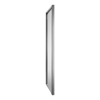Seitenwand Duscholux Bella Vita 3 zu Gleittüren, Höhe 200 cm Breite 78,3 - 80,2 cm