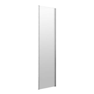 Seitenwand Duscholux, Bella Vita 3, zu Drehfalttüren Bodenmontage Breite 73 - 75,5 cm