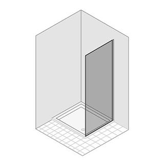 duschtrennw nde und duschkabinen seite 55 sanitas. Black Bedroom Furniture Sets. Home Design Ideas