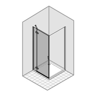 pendelt re duka pura r 5000 new mit festteil f r seitenwan. Black Bedroom Furniture Sets. Home Design Ideas