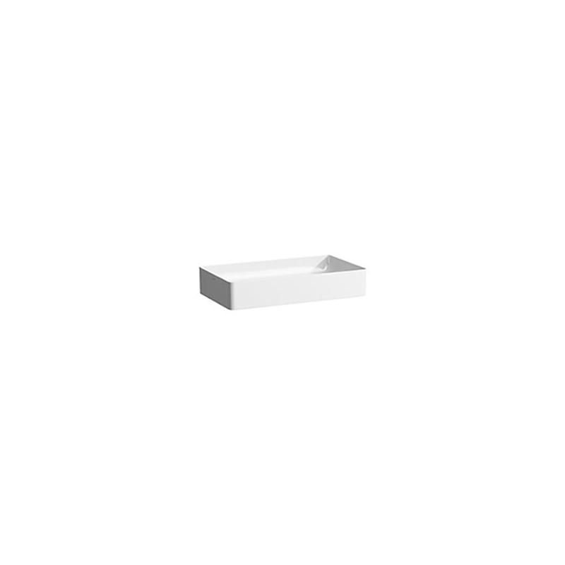 auflegewaschtisch living square 60 x 34 cm h he 11 cm ohne berlauf 936 39 chf. Black Bedroom Furniture Sets. Home Design Ideas