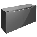 Sideboard Subway 2.0 Breite 75,8 cm, Höhe 40 cm Tiefe 23,5 cm, 2 Türen 1 Tablar
