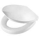 Klosettsitz Comfort mit Deckel, Absenkautomatik antibakteriell Sitzposition erhöht