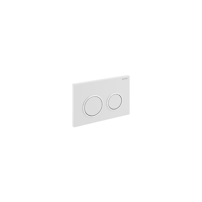 abdeckplatte geberit omega20 zweimengenbet tigung von oben. Black Bedroom Furniture Sets. Home Design Ideas
