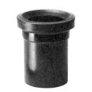Ablaufmanschette Geberit zu Standklosett Abgang senk- recht, für Muffen D. 110 mm