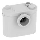 Hebeanlage Sanitop/Broy Pro Anschluss für Stand-WC AP und Waschtisch integrierte Rücksch...