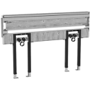 Waschtischelement Geberit Duofix, Montagerahmen Breite 150 cm, Höhe 98-112 cm Montagepla...
