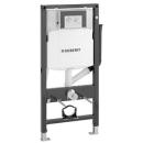 Wandklosettelement Geberit Duofix Sigma Höhe 112 cm, Breite 50 cm Einbauspülkasten für