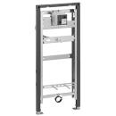 Urinoirelement Geberit-Duofix Typ 144, Höhe 144 cm Breite 50 cm, Rohbauset für Steuerung...