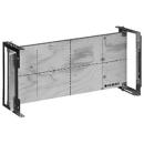 Armaturenplatte Universal Geberit Duofix zur Montage von Einbaugehäusen Armaturen, Sifons