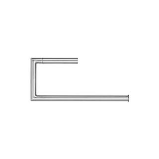 Papierhalter Hewi System 162 25 x 11 cm, für 2 Rollen - nettobadshop ...