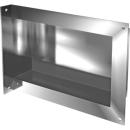 Wandnische IN-BOX, Typ WB einseitige Öffnung Breite 45 cm, Höhe 26,5 cm Tiefe 12 cm, Ede...