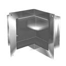 Wandnische IN-BOX Luna, Typ E Breite 29 x 29 cm Höhe 26,5 cm, Tiefe 12 cm Befestigungsma...
