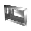 Wandnische IN-BOX Luna, Typ WB Anschlag links, Breite 45 cm Höhe 26,5 cm, Tiefe 12 cm Be...