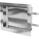 Wandnische IN-BOX Mano V mit vertikalem Haltegriff Breite 48 cm, Höhe 33 cm Tiefe 12 cm,...