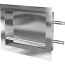 Wandnische IN-BOX Mano H mit horizontalem Haltegriff Breite 48 cm, Höhe 33 cm Tiefe 12 c...