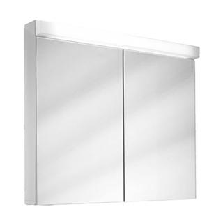 spiegelschrank schneider lowline led breite 90 cm h he 70