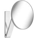 Kosmetikspiegel iLOOK MOVE D. 21,2 cm, Wandmodell Schwenkarm, einseitig konkav Vergrösse...