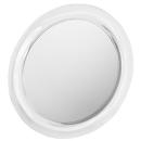 Kosmetikspiegel Euraspiegel rund, Ø 15 cm, mit Rahmen Vergrösserung 3-fach