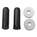Schallschutz-Set ISO-KWC 2 Gummidübel, 2 Unterlagen,...