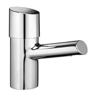 Standventil Sanimatic Easytouch-N, für Kalt- oder Mischwasser, A 118 mm selbstschliessen...