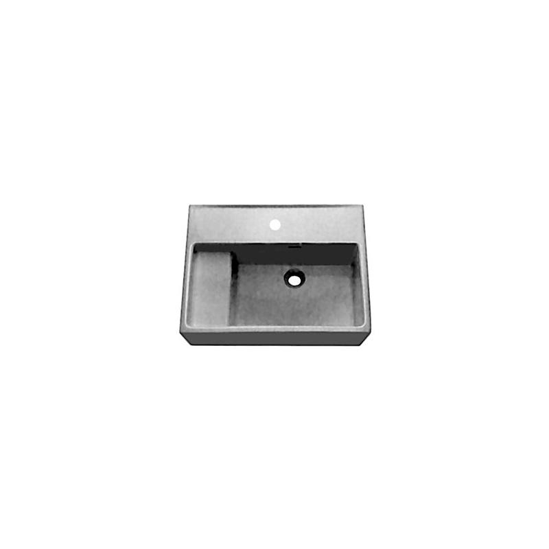 schulwandbrunnen coll ge 60 x 45 cm armaturenloch mitte wasch. Black Bedroom Furniture Sets. Home Design Ideas