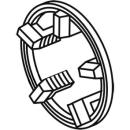 Befestigungsring zu Überlauf Hansgrohe Exafill (95088000)