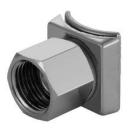 Anschlussstück für Belüftungs- ventil, D. 40 mm zu Sifon Geberit (151....