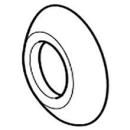 Wandrosette D. 40 mm zu Rohrbogensifon Geberit (854.187.11.1)