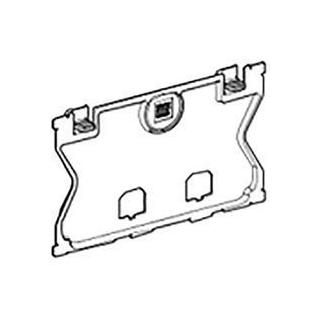 schutzplatte zu einbau sp lkasten geberit 14 10. Black Bedroom Furniture Sets. Home Design Ideas