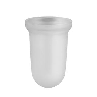 Mattglaseinsatz Alterna tonda zu Klosettbürstenhalter (30401M)