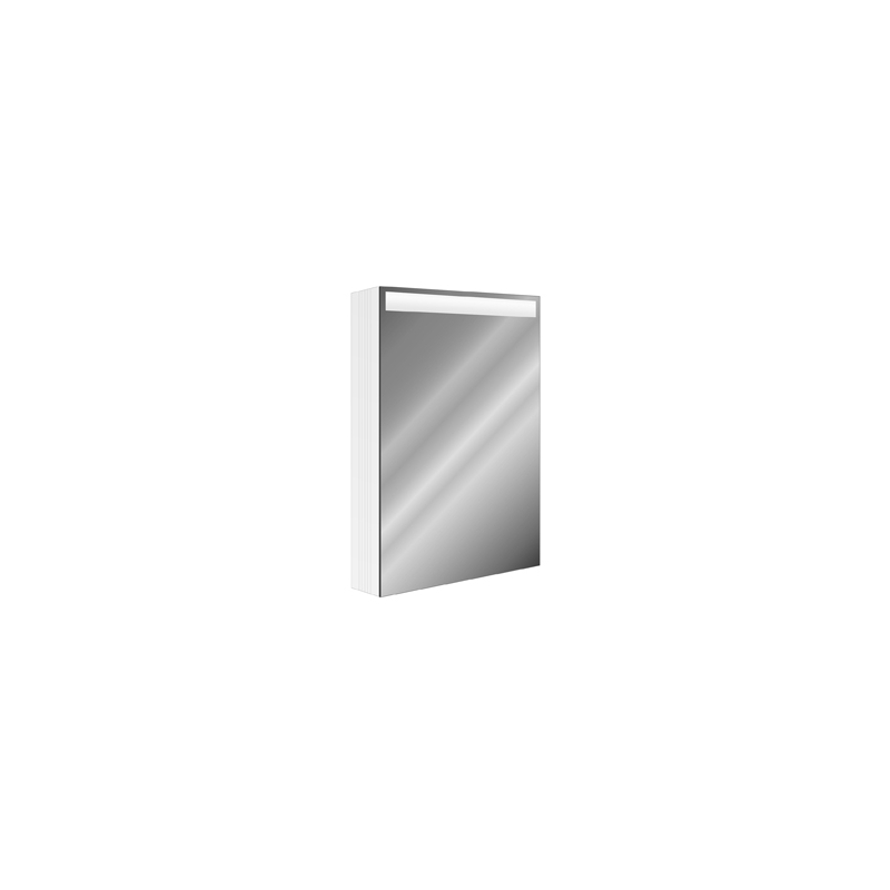 spiegelschrank sidler cubango led breite 50 cm h he 78 5