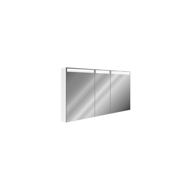spiegelschrank sidler cubango led breite 150 cm h he 78 5. Black Bedroom Furniture Sets. Home Design Ideas