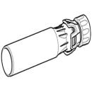 Anschlussverschraubung mit Kugelgelenk zu diversen Wannengarituren (242.422.16.1)