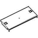 Einsteckplatte zu Omega UP-Spülkasten (243.093.00.1)