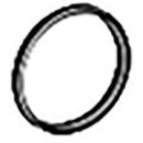 O-Ring zu Abgangsrohr Direktsifon, Waschtisch (242.562.00.1)